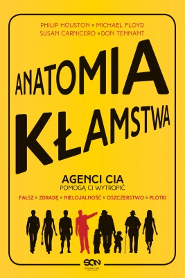 okładka Anatomia kłamstwa, Ebook | Philip Houston, Michael Floyd, Susan Carnicero, Don Tennant