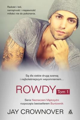 okładka Rowdy Tom 1, Ebook | Jay CROWNOVER