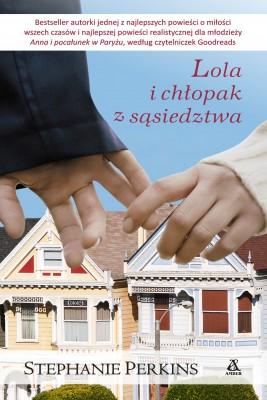 okładka Lola i chłopak z sąsiedztwa, Ebook | Stephanie Perkins