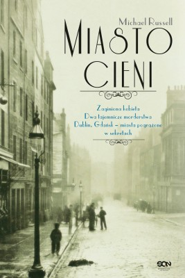 okładka Miasto cieni, Ebook | Michael Russell