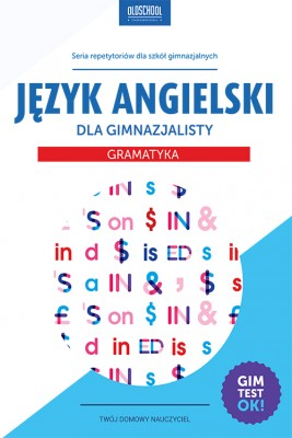 okładka Język angielski dla gimnazjalisty. Gramatyka, Ebook | Joanna Bogusławska, Agata Mioduszewska