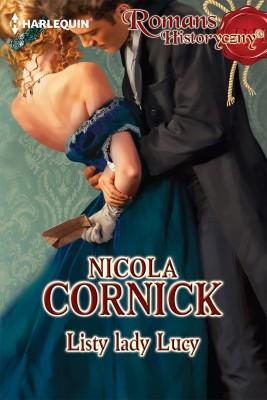 okładka Listy lady Lucy, Ebook | Nicola Cornick