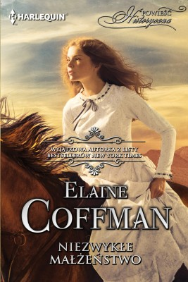 okładka Niezwykłe małżeństwo, Ebook   Elaine Coffman