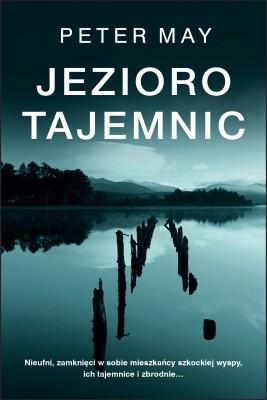 okładka Jezioro tajemnic, Ebook | Peter May