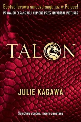 okładka Talon, Ebook | Julie Kagawa