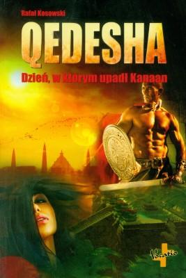 okładka Qedesha t.2, Ebook | Rafał  Kosowski
