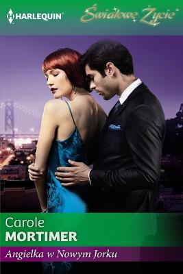 okładka Angielka w Nowym Jorku, Ebook | Carole Mortimer