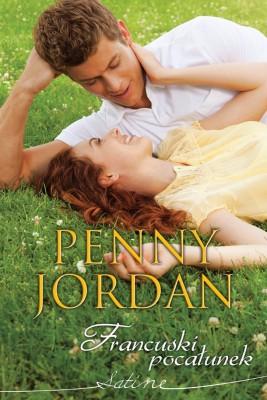 okładka Francuski pocałunek, Ebook | Penny Jordan