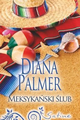 okładka Meksykański ślub, Ebook | Diana Palmer