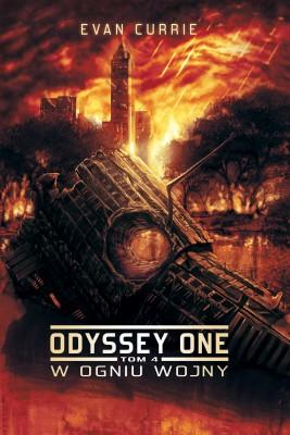 okładka Odyssey One. Tom 4. W ogniu wojny, Ebook | Evan Currie