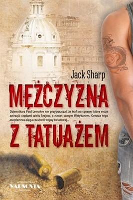 okładka Mężczyzna z tatuażem, Ebook   Jack  Sharp
