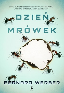 okładka Dzień mrówek, Ebook | Bernard Werber