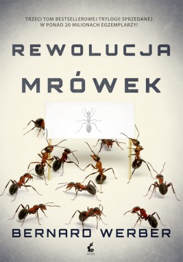 okładka Rewolucja mrówek, Ebook | Bernard Werber