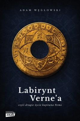 okładka Labirynt Verne'a, Ebook | Adam Węgłowski