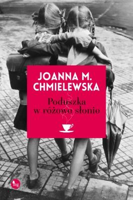 okładka Poduszka w różowe słonie, Ebook | Joanna M. Chmielewska