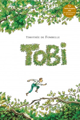 okładka Tobi, Ebook | Timothée de Fombelle