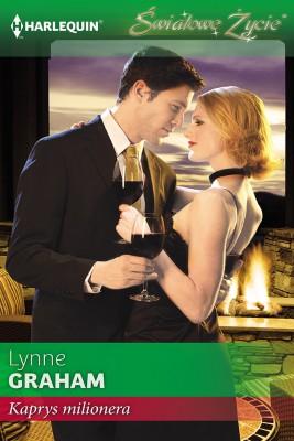 okładka Kaprys milionera, Ebook | Lynne Graham