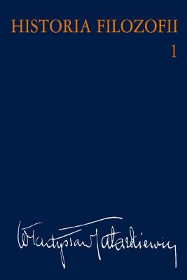 okładka Historia filozofii Tom 1, Ebook | Władysław  Tatarkiewicz