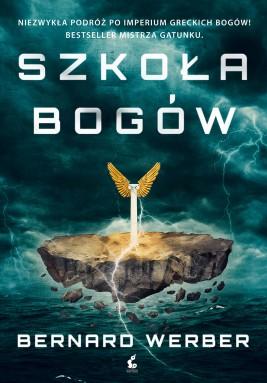 okładka Szkoła bogów, Ebook | Bernard Werber