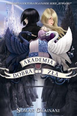 okładka Akademia Dobra i Zła, Ebook | Soman Chainani