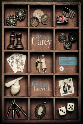 okładka Oskar i Lucynda, Ebook | Peter Carey
