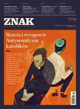 okładka ZNAK Miesięcznik nr 719 (4/2015), Ebook | autor zbiorowy
