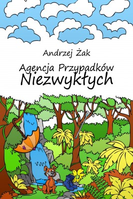 okładka Agencja Przypadków Niezwykłych, Ebook | Andrzej Żak