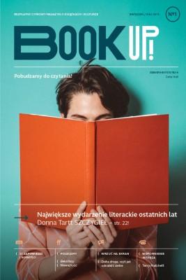 okładka Book Up! Pobudzamy do czytania, Ebook | Zespół Redakcyjny