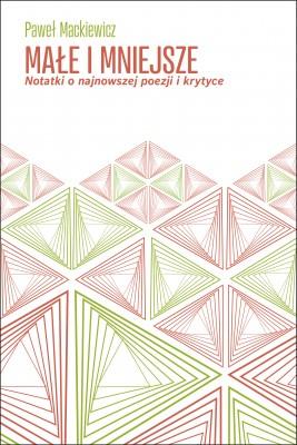 okładka Małe i mniejsze, Ebook | Paweł Mackiewicz