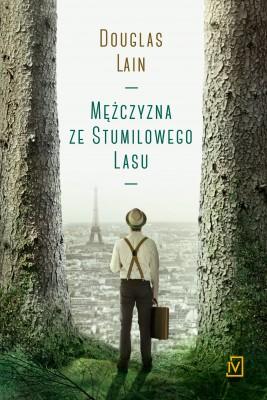 okładka Mężczyzna ze Stumilowego Lasu, Ebook | Douglas Lain