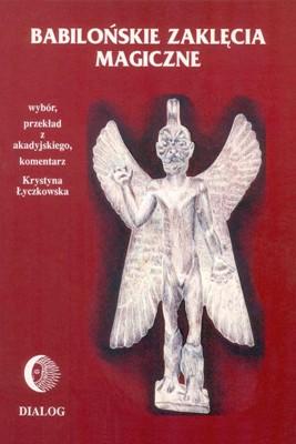 okładka Babilońskie zaklęcia magiczne, Ebook | Krystyna  Łyczkowska