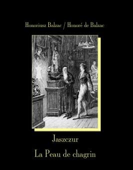 okładka Jaszczur, Ebook | Honoré  de Balzac