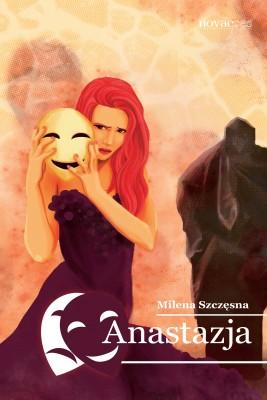 okładka Anastazja, Ebook | Milena  Szczęsna