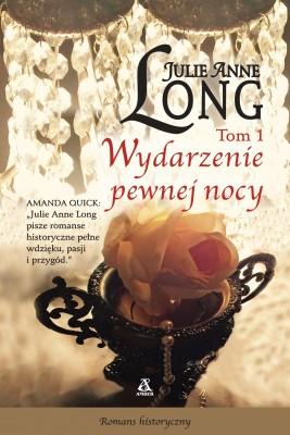 okładka Wydarzenie pewnej nocy. Tom 1, Ebook | Julie Anne Long
