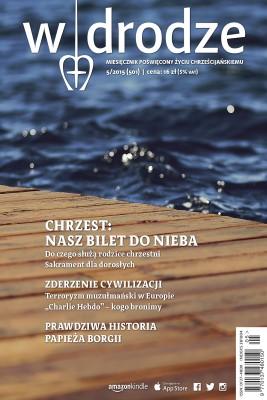 okładka Miesięcznik W drodze 5/2015, Ebook | autor  zbiorowy