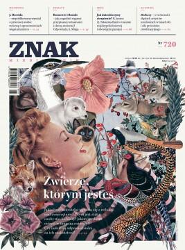 okładka ZNAK Miesięcznik nr 720 (5/2015), Ebook | autor  zbiorowy