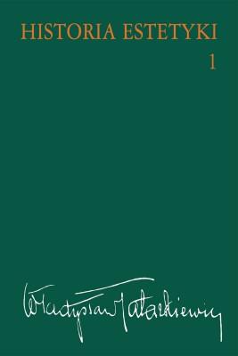 okładka Historia estetyki, t.1, Ebook | Władysław  Tatarkiewicz