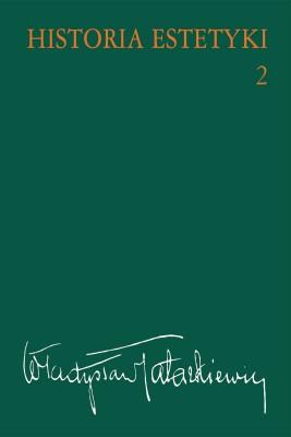 okładka Historia estetyki, t.2, Ebook | Władysław  Tatarkiewicz