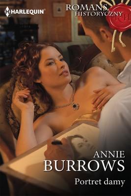 okładka Portret damy, Ebook | Annie Burrows