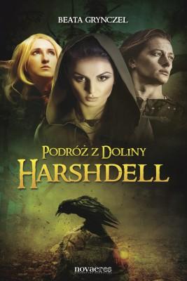 okładka Podróż z Doliny Harshdell, Ebook   Beata  Grynczel