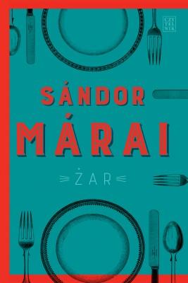 okładka Żar, Ebook | Sándor Márai