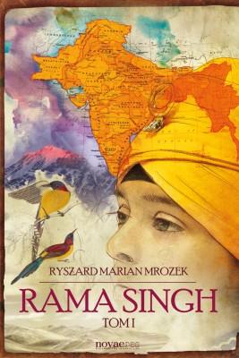 okładka Rama Singh. Tom I, Ebook | Ryszard Marian  Mrozek