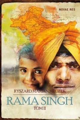 okładka Rama Singh. Tom II, Ebook | Ryszard Marian  Mrozek