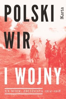 okładka Polski wir I wojny, Ebook   Opracowanie zbiorowe