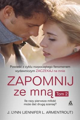 okładka Zapomnij ze mną. Tom 2, Ebook | J. Lynn