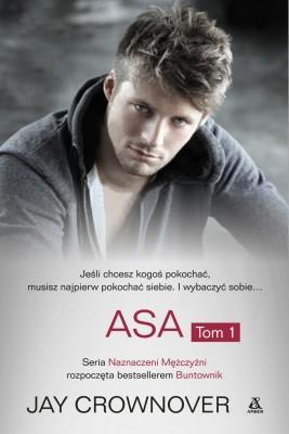 okładka Asa. Tom 1, Ebook | Jay CROWNOVER