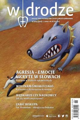 okładka Miesięcznik W drodze 6/2015, Ebook | autor  zbiorowy