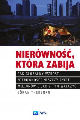 okładka Nierówność, która zabija, Ebook | Göran  Therborn
