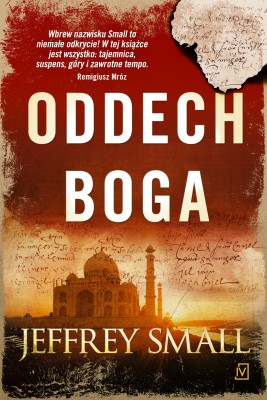 okładka Oddech Boga, Ebook | Jeffrey Small