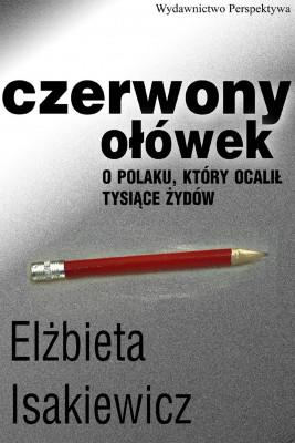 okładka Czerwony ołówek., Ebook | Elżbieta  Isakiewicz